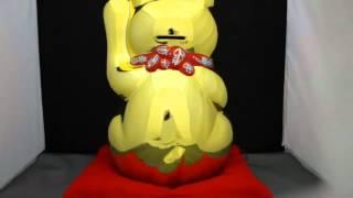 招き猫のご紹介 人形のモリシゲ推奨の逸品 招き猫は全国でさまざまな職...