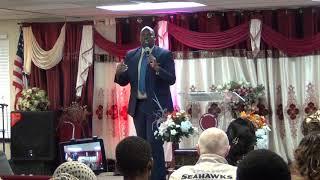 APOSTLE ALBERT KINYANJUI PREACHING THE WORD IN SEATTLE WASHINGTON~ Jesus Addicts Videos