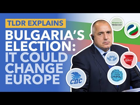 Bulgaria's Election Results Explained: Could Corruption Doom the PM & Changed the EU - TLDR News