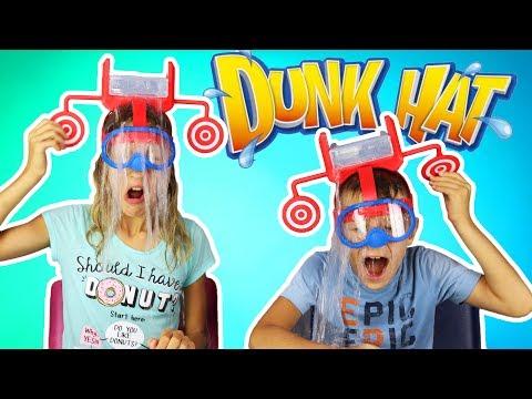 DUNK HAT CHALLENGE!!!!