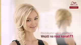 Jak zrobić fryzurę Brigitte Bardot? Tutorial krok po kroku.   Wella Academy Polska