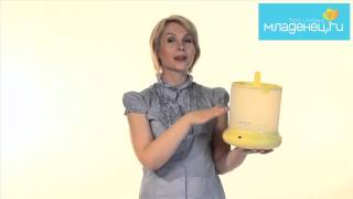 Подогреватель - стерилизатор для бутылочек и детского питания B.Well - Medela (Би Велл)