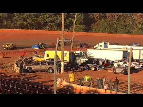 Crate Sportsman Main @ Cherokee Speedway 11/19/17