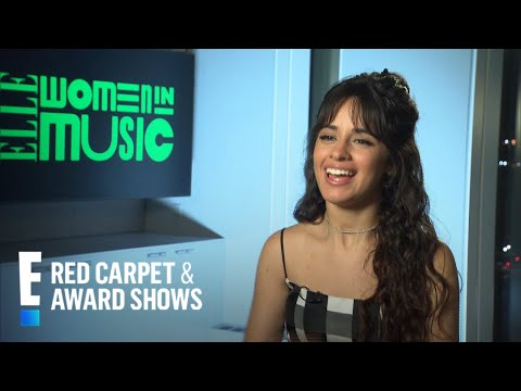 "Camila Cabello Explains Why ""Senorita"" Took So Long  E Red Carpet & Award Shows"