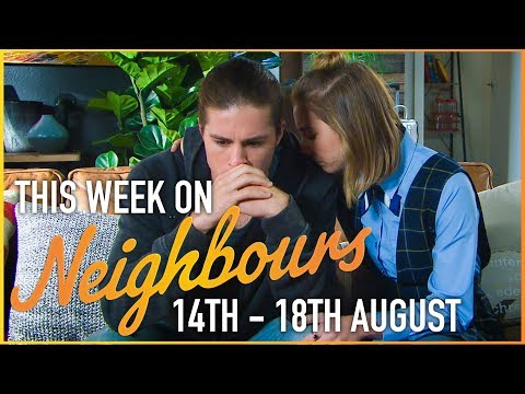 This Week On Neighbours (14th - 18th August)
