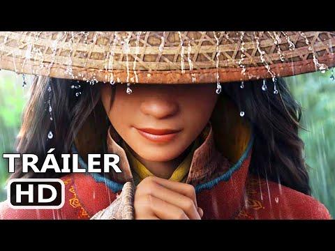 RAYA Y EL ÚLTIMO DRAGÓN Tráiler Español DOBLADO (2021) Disney