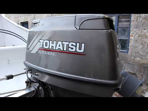 Tohatsu Outboard Service Manuals - free download links