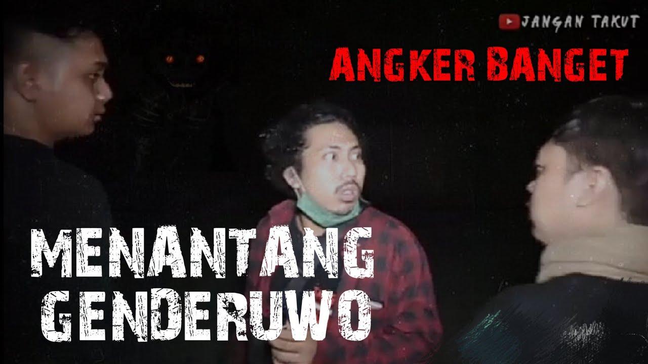 KEMBALI MENANTANG PENGHUNI GEDUNG ANGKER!!!