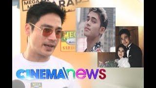 Piolo Pascual opens up about Inigo and Shaina Magdayao | CINEMANEWS