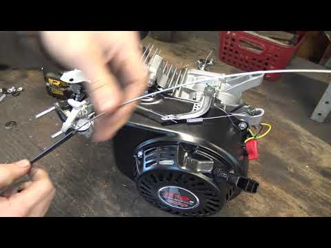 how to bypass the governor on a predator 212 engine