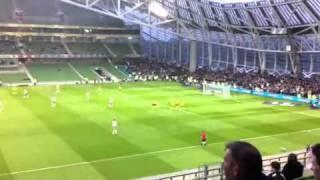 Scotland v wales aviva stadium