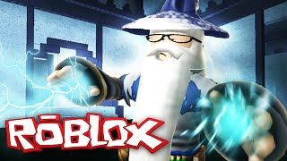 Roblox Adventures / Wizard Tycoon / Fun with Magic!