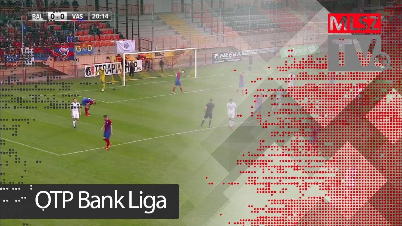 Balmaz Kamilla Gyógyfürdő - Vasas FC | 1-1 (1-0) | OTP Bank Liga | 24. forduló | 2017/2018 | MLSZTV