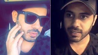 فيديو معجبة تتحرش بممثل كويتي بحضور زوجته وهذا رد فعلها!