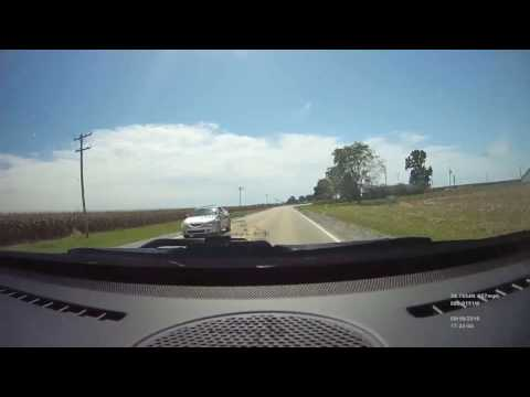 Time lapse drive Peoria, IL to Emporia, KS