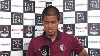 2017年10月14日(土)に行われた明治安田生命J1リーグ 第29節 鹿島vs...