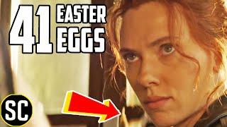 Black Widow Trailer #2 BREAKDOWN: Every Easter Egg, Reference + Things You Missed