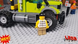 Lego City Stop Motion | Lego Bank Robbery | Lego Stop Motion NCN Channel Lego