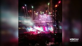 Coldplay Keeps Playing Right Through Curfew At Levi's Stadium