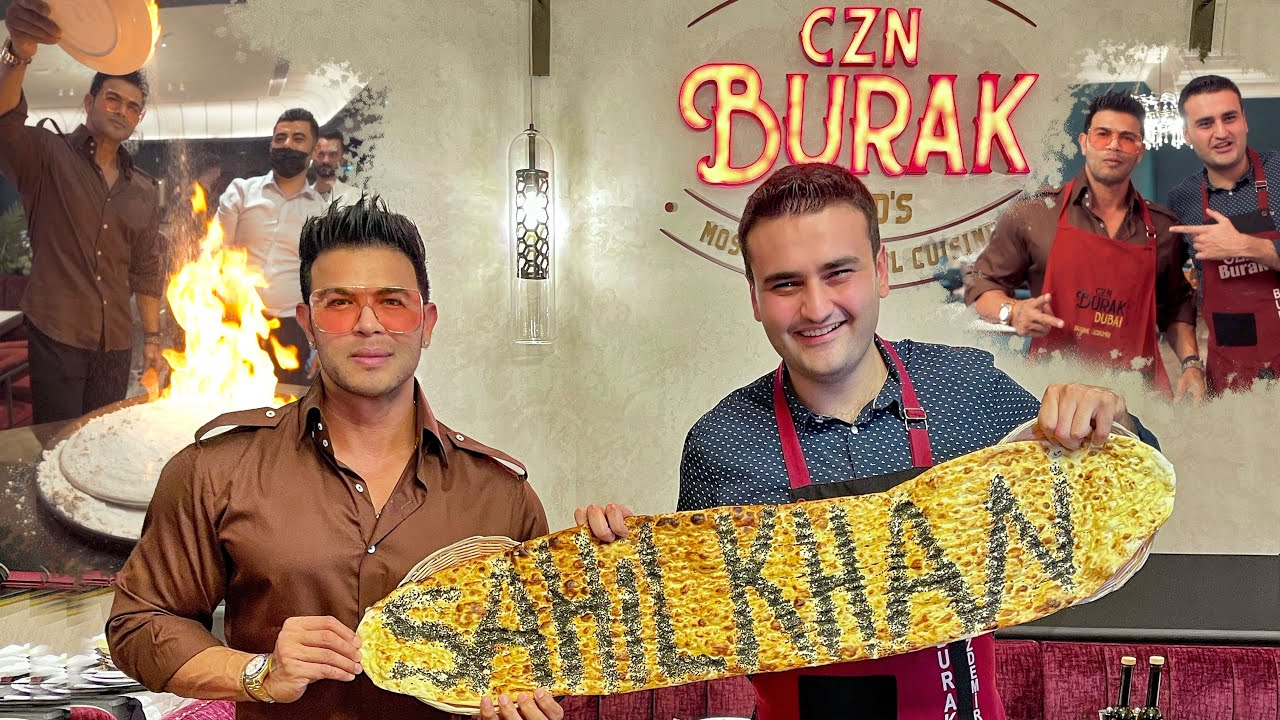 Download The Most Viral Chef CZN Burak #Dubai