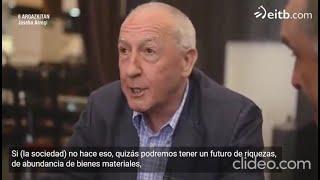 Joseba Arregi - Sobre ETA y el futuro del pueblo vasco.