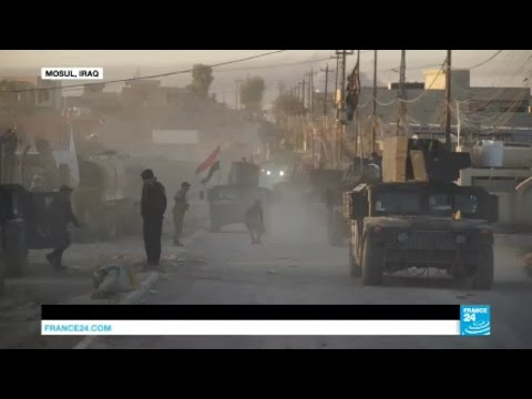 Iraq: Freed from IS group militants in Mosul, they share horrific life stories in would-be caliphate