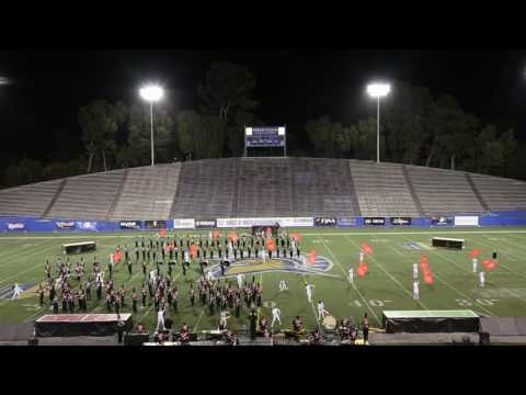 SHS Marching Band and Color Guard - BOA Northern California Regional 2016
