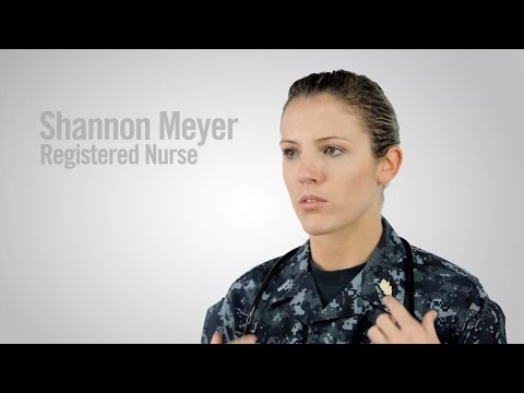 Navy Nurse Job Career Profile