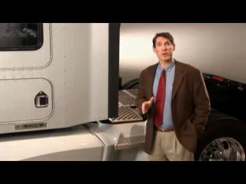Kenworth Clean Power system video