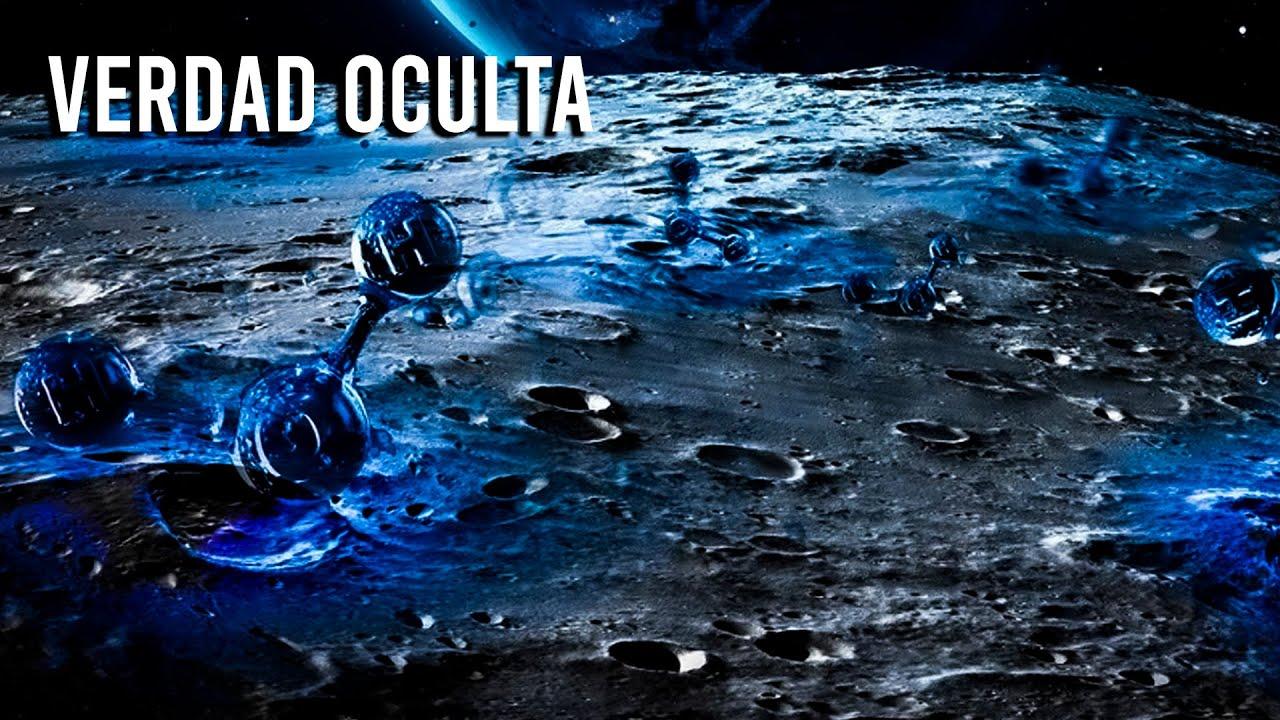 """MEGA NOTICIÓN La LUNA Está Llena de Agua """"LA GRAN CORTINA DE HUMO"""""""