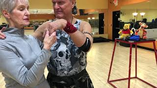 LESSON 4 DR DAN AND KATE MONTGOMERY HIP HOP MARTIAL ARTS AND LOVE