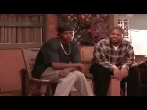 Ice Cube-Throw Your Neigborhood In The Air. Friday Movie