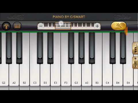 Piano Tutorial (ARASH feat. Helena - Dooset Daram)