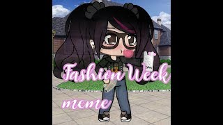 Fashion Week Meme|| 1 Year Special|| Katie Enjoys Roblox
