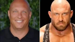 WWE SUPERSTARS AND THEIR CELEBRITY LOOKALIKES   YouTube