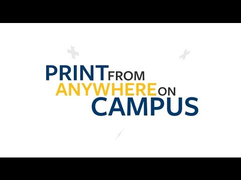 Wireless Printing at UC Berkeley