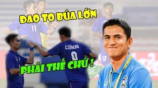 Tin bóng đá VN 28/11: Kiatisak lại nói lời ĐAO TO BÚA LỚN khi U22 Thái Lan vừa thắng đậm Brunei