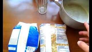 Как быстро приготовить гороховую мастырку