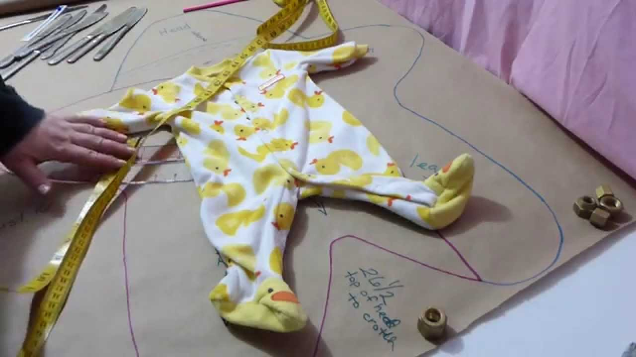 How To Easy Pattern Making Star Baby Wrap Youtube
