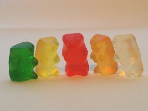 Gummy Bear Music Video!