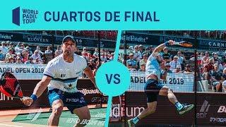 Cuartos de Final Stupaczuk/Díaz Vs Silingo/Allemandi Euro Finans Swedish Padel Open