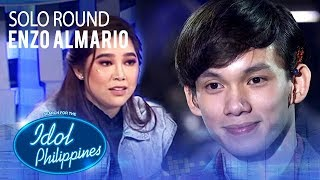 Enzo Almario - Too Good At Goodbyes | Solo Round | Idol Philippines 2019