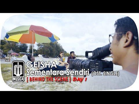 Cover Lagu Geisha - Sementara Sendiri Ost. Single  Behind The Scene - Day 1