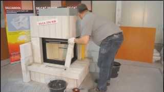 Пожарная изоляция для каминов,печей,дымоходов плиты Silca (суперизол супер изол)(, 2014-02-12T18:07:36.000Z)