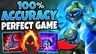 #1 XERATH PERFECT DARK HARVEST GAME (MOST DAMAGE COMBINED) - League of Legends