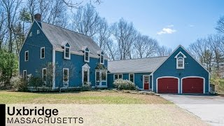 Video of 9 Hollis Street | Uxbridge, Massachusetts real estate & homes by Maureen Harmonayq