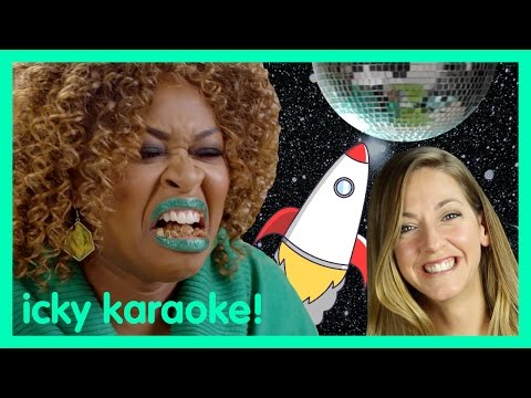 "Icky Karaoke with GloZell - Ep. 2 ""Space"""