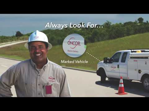 How To Identify an Oncor Employee
