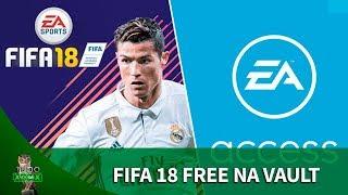 FIFA 18 na EA ACCESS  e mais 4 jogos 🔥 e mais games chegando