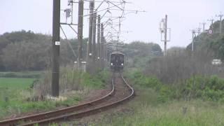 日豊線 川南駅付近